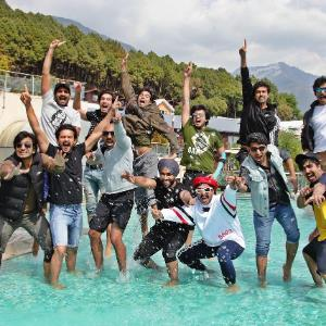 Into the journey of '83 with Ranveer and his team