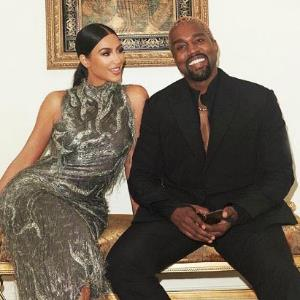 Kim and Kanye West expecting a baby boy