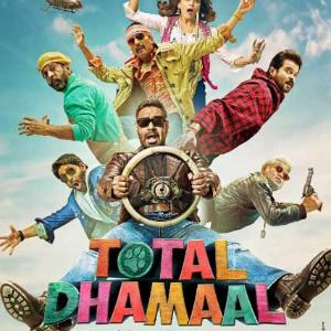 TOTAL DHAMAAL is reunion of madness, drama, and lame jokes