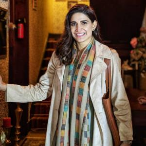 See what Aahana Kumra has to say on political films