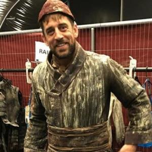 Aaron Rodgers always thankful for 'GoT' cameo