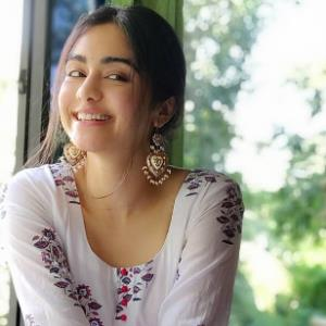 Adah Sharma is the MAN of your dreams