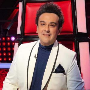 Jamming with maestro Adnan Sami for real!
