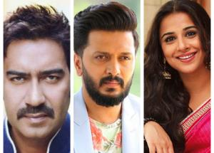 Read here what Ajay, Riteish and Vidya have to say on superstitions!