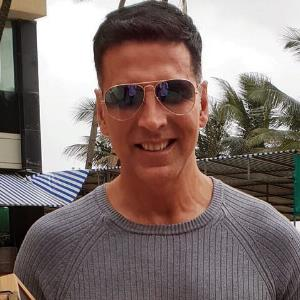 As per viewers' content preferences Akshay Kumar enjoys wide popularity overseas
