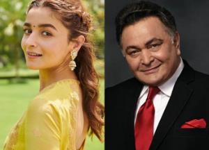 Is Alia Bhatt planning a homecoming party for Rishi Kapoor?