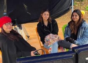 Alia Bhatt and sisters create moments of memory in Ooty