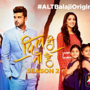 ALTBalaji's Dil Hi Toh Hai S2 is wrapped with surprises