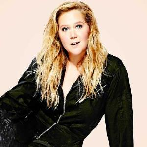 Amy Schumer doesn't want her sneakers photographed