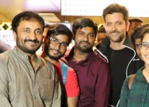 Anand Kumar thanked Hrithik Roshan for SUPER 30 special screening