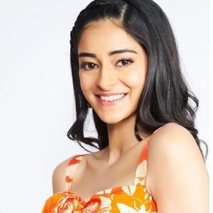 Ananya Panday: Want to grow thick skin like dad
