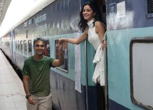 When Ananya Panday had her DDLJ moment