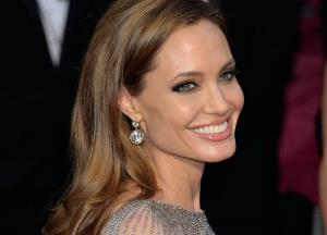 Trying not to cry: Angelina Jolie on dropping son to college