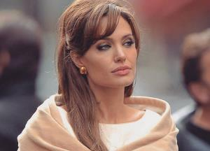 Angelina Jolie could do with a serious boyfriend