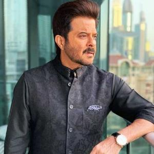 Anil Kapoor happy with the success of TOTAL DHAMAAL