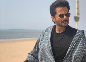 Anil Kapoor is entertained by his FaceApp memes