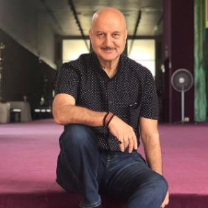 Anupam Kher speaks on India's bright future!