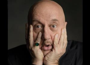 Anupam Kher announces his autobiography - Lessons life taught me, unknowingly