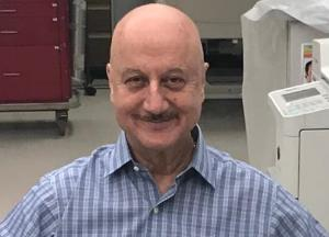 Sometimes way to reach success is to celebrate failure: Anupam Kher