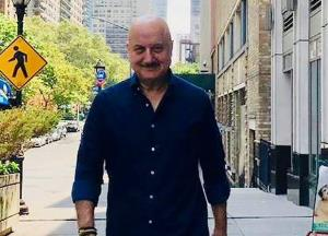 When Anupam Kher got delighted by a Nepali song