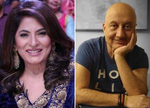 Check the reply when Archana Puran Singh asked Anupam Kher did he fear Kirron kher for this sequence in LADAAI?