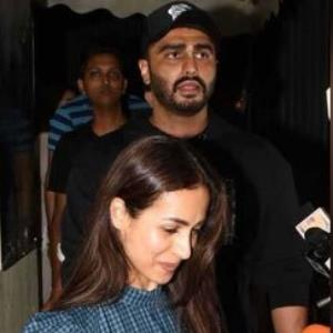 See what Arjun Kapoor has to say about the marriage