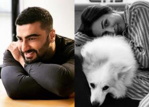 Arjun Kapoor & Malaika Arora click love-filled images of each other