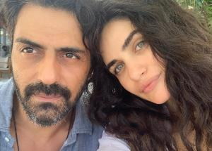 Arjun Rampal became a father for the third time