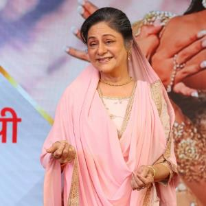 Aruna Irani: I travel for 2 hours to reach my set, but i don't mind that