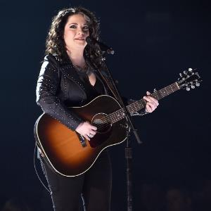 Ashley McBryde and her melodius performance.