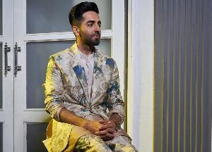 Ayushmann Khurrana to spend some family time