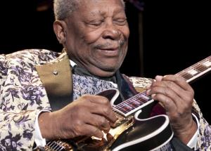 Song Lyrics of The Thrill Is Gone by B.B. King
