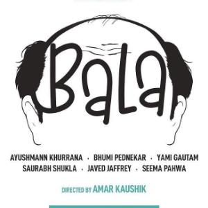 Ayushmann-starrer 'Bala' to be released in this month