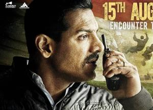 John Abraham fights for the truth in the new poster of Batla House