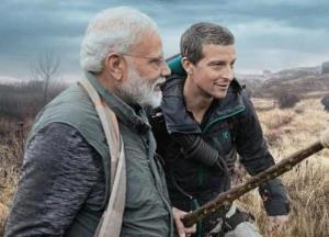 PM Narendra Modi to feature with Bear Grylls