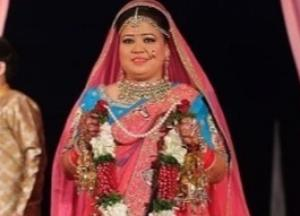 Bharti Singh gets married for the second time