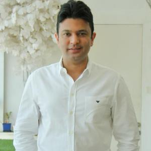 Bhushan Kumar had a power-packed week with a trail of projects