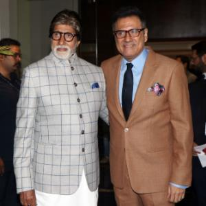 Amitabh Bachchan: I hope to see Boman with me on-screen again