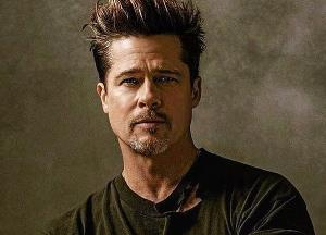 Brad Pitt grown more emotional despite never crying for years