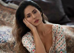 Bruna Abdullah welcomes a new member in the house