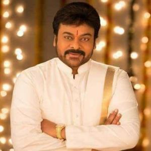 Chiranjeevi is damn impressed with this Bollywood film