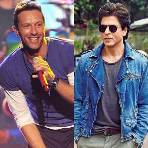 Coldplay Chris Martin shared a message for Shah Rukh Khan