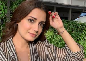 Check out KAAFIR star Dia Mirza's cool tattoo here!!!