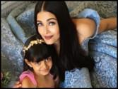 Ash and Aaradhya look like they have just stepped out of a fairy tale!