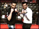 Angad Bedi is all set to invest in Super Boxing League