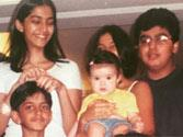 Can you believe there're Arjun Kapoor and Harshvardhan in this picture?