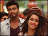 Arjun bonds with this actress & she is not his HALF GIRLFRIEND