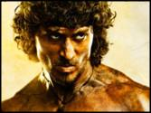 This popular actor to play lead in RAMBO