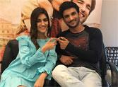 EXCLUSIVE: Why are Kriti and Sushant nervous?
