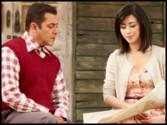 Guess what Salman has to say about his Chinese co-star